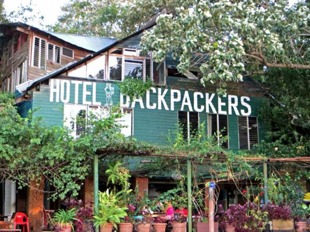 Hotel Backpackers