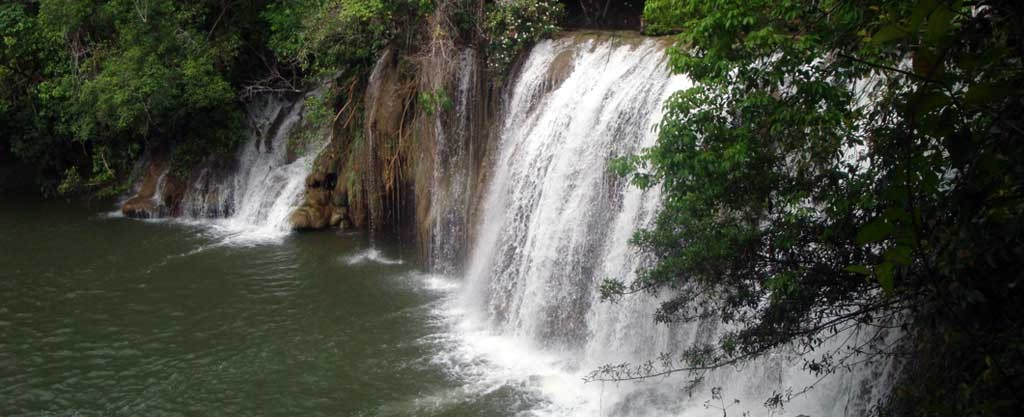 Mopan Waterfalls